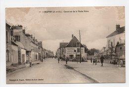 - CPA TRAPPES (78) - Carrefour De La Vache Noire 1918 (HOTEL DE L'ETOILE D'OR) - Photo Huguet N° 78 - - Trappes