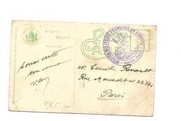 FS578 / FRANKREICH - Franz. Militärmission In Ostsiberien 1919 - Poststempel (Briefe)