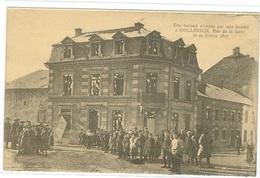 Maison Atteinte Par Une Bombe Rue De La Gare 10 De Février 1917 Luxembourg Th,Wirol.Epicerie Central - Luxembourg - Ville