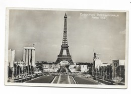 CPA - FRANCE - Ile De France - 75 - Paris - Vue D' Ensemble Prise Du Trocadero - N° 183 : Exposition Internationale - France
