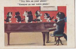 ESSAYEZ CA SUR VOTRE PIANO - Katzen
