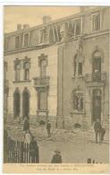 Maison Atteinte Par Une Bombe Rue Du Nord à BONNEVOIE, Le 7 De Juillet 1917 Th,Wirol. - Luxembourg - Ville