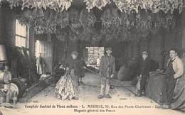 20-1059 : BLOIS. COMPTOIR CENTRAL DE VIEUX METAUX. L. MAURICE. RUE DE PONTS CHATRAINS. CHIFFONNIER. PEAUX DE LAPINS. - Blois