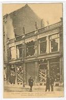 Maison Atteinte Par Une Bombe Dans L`Avenue Adolphe Le 18 Juin 1916 Th,Wirol. - Luxembourg - Ville