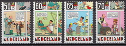Netherlands MNH Set - Childhood & Youth
