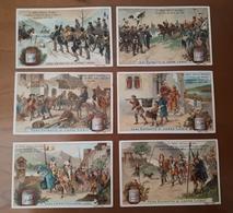 Figurine LIEBIG - Il Reno Nella Storia  - Rif. N° 682 - Altri