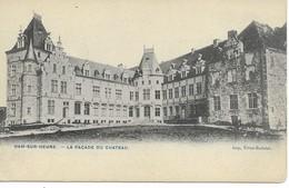 HAM-SUR-HEURE  La Façade Du Château. - Ham-sur-Heure-Nalinnes