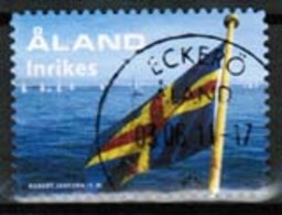 2009 Aland  M 315 Flag Used. - Aland