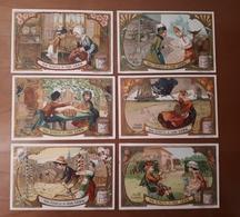 Figurine LIEBIG - Piccoli Di Varie Nazioni - Rif. N° 860 - Altri