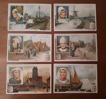 Figurine LIEBIG - Acconciature Olandesi - Rif. N° 844 - Altri