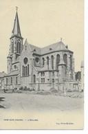 HAM-SUR-HEURE  L' église. - Ham-sur-Heure-Nalinnes