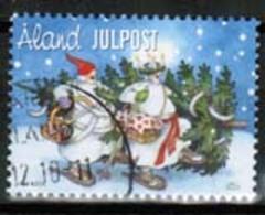 2010 Aland  Christmas Used. - Aland