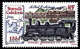 NOUV.-CALEDONIE 2004 - Yv. 913 **   Faciale= 1,30 EUR - Train. Le Rail Calédonien  ..Réf.NCE25557 - New Caledonia