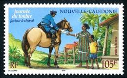 NOUV.-CALEDONIE 2004 - Yv. 917 **   Faciale= 0,88 EUR - Facteur à Cheval. Journée Du Timbre  ..Réf.NCE25558 - New Caledonia