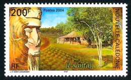 NOUV.-CALEDONIE 2004 - Yv. 918 **   Faciale= 1,68 EUR - Flore. Arbre. Le Santal  ..Réf.NCE25560 - New Caledonia