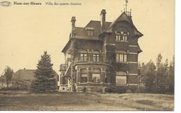 HAM-SUR-HEURE   Villa Des Quatre Chemins. - Ham-sur-Heure-Nalinnes