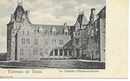 HAM-SUR-HEURE Le Château ...environs De Thuin. - Ham-sur-Heure-Nalinnes