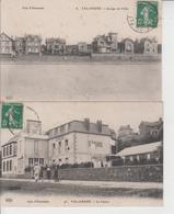 22 VAL ANDRE  -  2 CARTES  - - Autres Communes