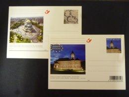 BELGIE BRIEFKAART 173/174 AAN POSTPRIJS -10 % - Illustrierte Karten