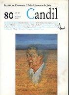 Revue Musique - Candil Revista De Flamenco N° 80 - 1992 - Música