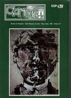 Revue Musique - Candil Revista De Flamenco N° 57 - 1988 - Música