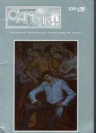 Revue Musique - Candil Revista De Flamenco N° 54 - 1987 - Música