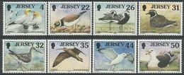 Jersey 1998 Yvertn° 836-843 *** MNH Cote 12,00  Euro Faune Oiseaux Vogels Birds - Jersey