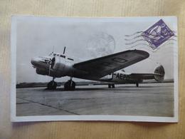 AEROPORT / AIRPORT / FLUGHAFEN    LE BOURGET  LOCKEED 10 A  BRITISH AIRWAYS - Aerodromes