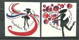 Adhésif 2020 Coeur Guerlain - France