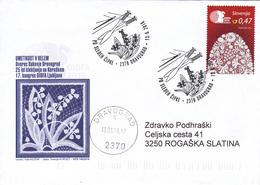 Slovenia, Čipke, Lace, Dravograd - Slovenia