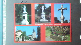 70CARTE DE LAMBREYN° DE CASIER C3 447VIERGECARTE 150X105 - France