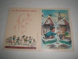 Calendrier De Poche 2020, Germaine BOURET Illustrateur ( Petit, Mini, Publicitaire) - Kalenders