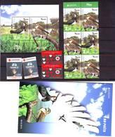 Bosnia BiH 2019 Year 18 Stamps 4 Bl. 1 Booklet 4 Charity MNH - Bosnien-Herzegowina