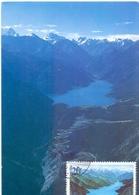 CINA LAKE TIANCHI   MAXIMUM POST CARD  (GENN200732) - 1949 - ... République Populaire