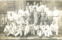 N°1678 T -carte Photo Du C.I.T. 39è Régiment D'infanterie Classe 28/29 - Regiments