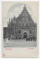 Haarlem - Vleeschal - Undivided Back - Haarlem