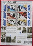 Borderless Grenzeloos Nederland Indonesie NVPH 2967-2972C 2967 (Mi 3018143) 2012 POSTFRIS MNH ** NEDERLAND NIEDERLANDE - 1980-... (Beatrix)