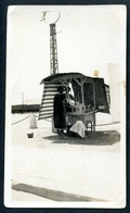 Foto, Tunis _1, 29.1.1929, Mobile Shop, Scene Les Quais , Tunisia, Nordafrika,  67 Mm X 110 Mm - Tunesien