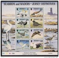 Jersey 1998 Yvertn° Bloc 22 *** MNH Cote 13,00 Euro Faune Oiseaux Vogels Birds - Jersey