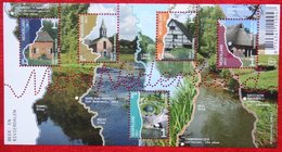 Blok Mooi Nederland Verzamelvel Beek En Rivierdalen NVPH 3538 (Mi ?) 2017 POSTFRIS / MNH ** NEDERLAND  NETHERLANDS - 1980-... (Beatrix)