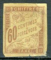 N°24 - Non Oblitéré - Taxes