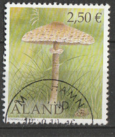 PIA  -  ALAND  -  1996  : Fungo Parasole -   (YV  216) - Aland