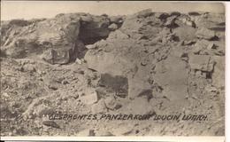 LIEGE GESPRENTES PANZER FORT LONCIN - Lüttich