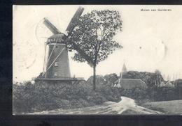 Garderen - Molen - 1907 - Grootrond Putten - Netherlands