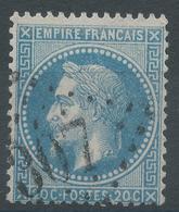 Lot N°52236  N°29B, Oblit GC 307 Bar-sur-Seine, Aube (9), Ind 3 - 1863-1870 Napoleon III Gelauwerd