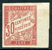 N°22 - Non Oblitéré - Postage Due