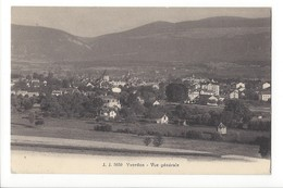 25310 - Yverdon Vue Générale - VD Vaud