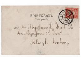 Stolwijk Grootrond - 1905 - Poststempel