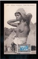 EROTIC Afrique Occidentale - Jeune Fille Soussou, Fortier Ca 1910 -20 Old Postcard - Afrique Du Sud, Est, Ouest