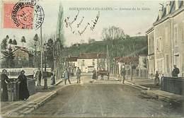 52 Bouronne Les Bains - Avenue De La Gare - Bourbonne Les Bains